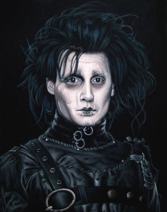 black velvet painting