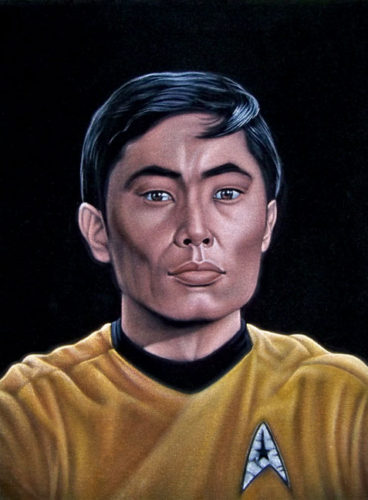 sulu-black-star-trek-velvet-painting