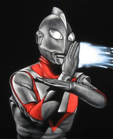 ultraman-velvet-painting-2