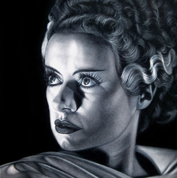 velvet-painting-Bride-frankenstein-2