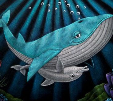 whale-black-velvet-painting-2