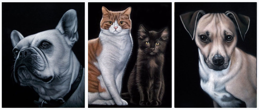 pets-custom-commission-black-velvet-portrait-painting