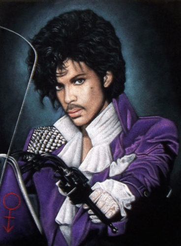 Purple-Rain-velvet-painting