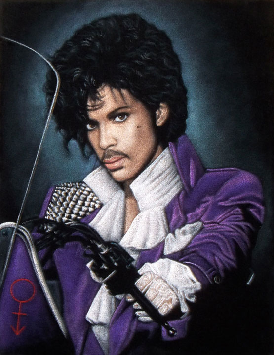 Purple-Rain-velvet-painting