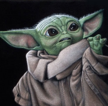 The-Child-baby-yoda-velvet-painting-2