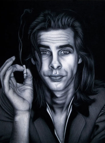 Nick-cave-black-velvet-painting