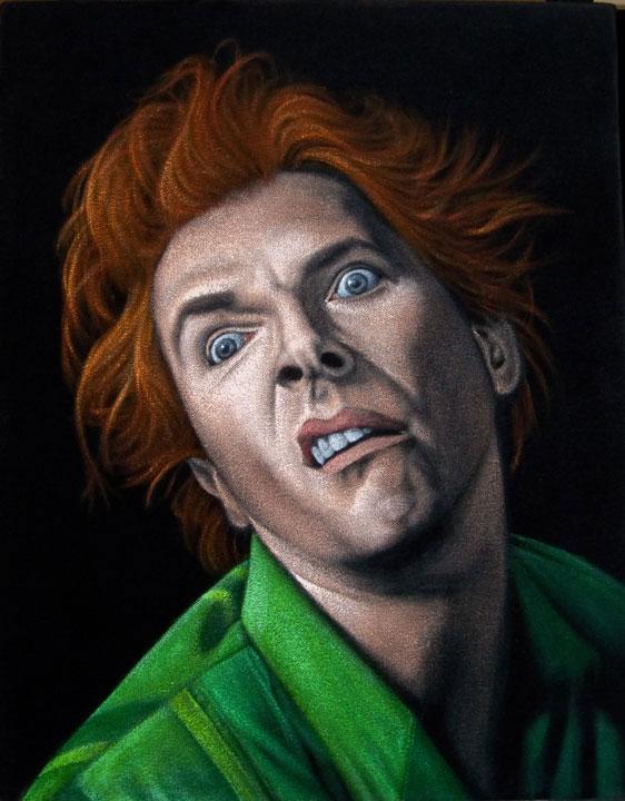 Fred-black-velvet-painting